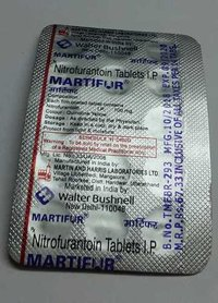 NItrofuraantion tablet