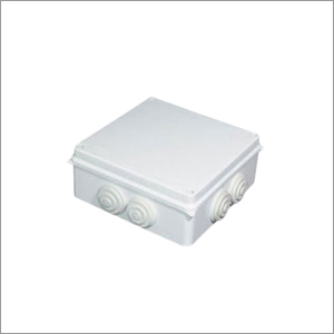 PVC Electrical Junction Box