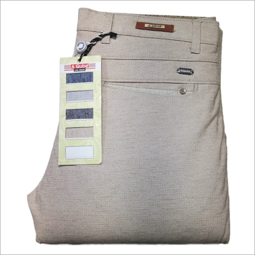 Men's Soft Cotton Trouser