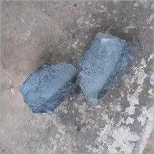 black Manganese ore