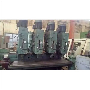 Used Gang Drill Machine