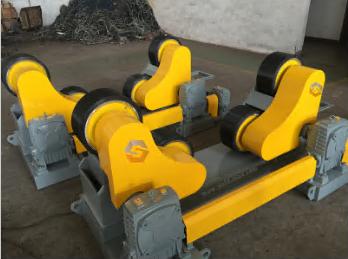 Self-aligning Rotator