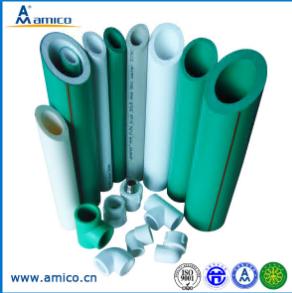 PPR Fiber Glass Composite Pipe