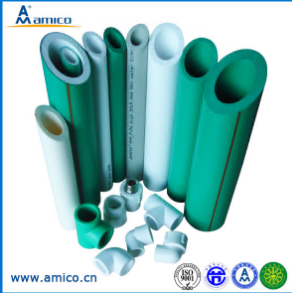 PPR Fiber Glass Composite Pipe