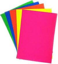 Fluorescent Paper