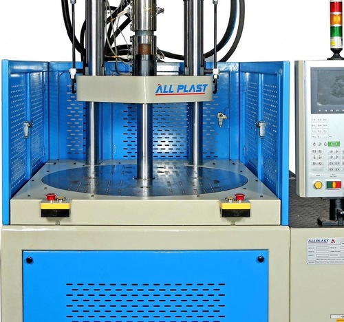 Rotary Table Vertical Injection Moulding Machine