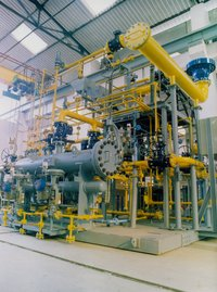 Gas Conditioning Skids