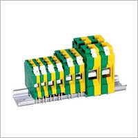 Earth Terminal - Screw Clamp