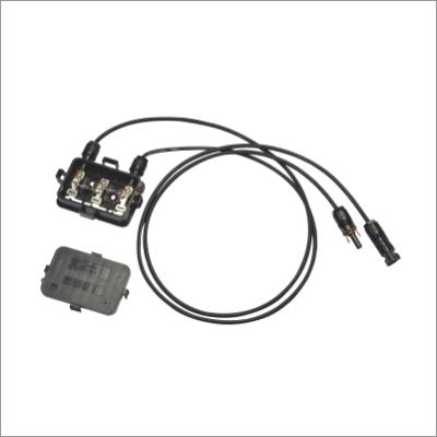 PV Solar 3-Rail Junction Box