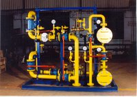 Metering Regulating Skids / Industrial Pressure Regulating Skids