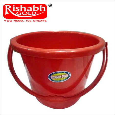 Heavy Plastic Bucket