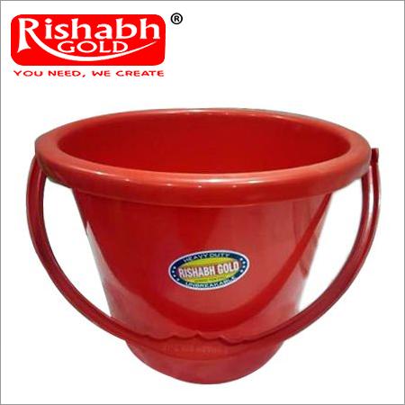 Heavy Plastic Bucket