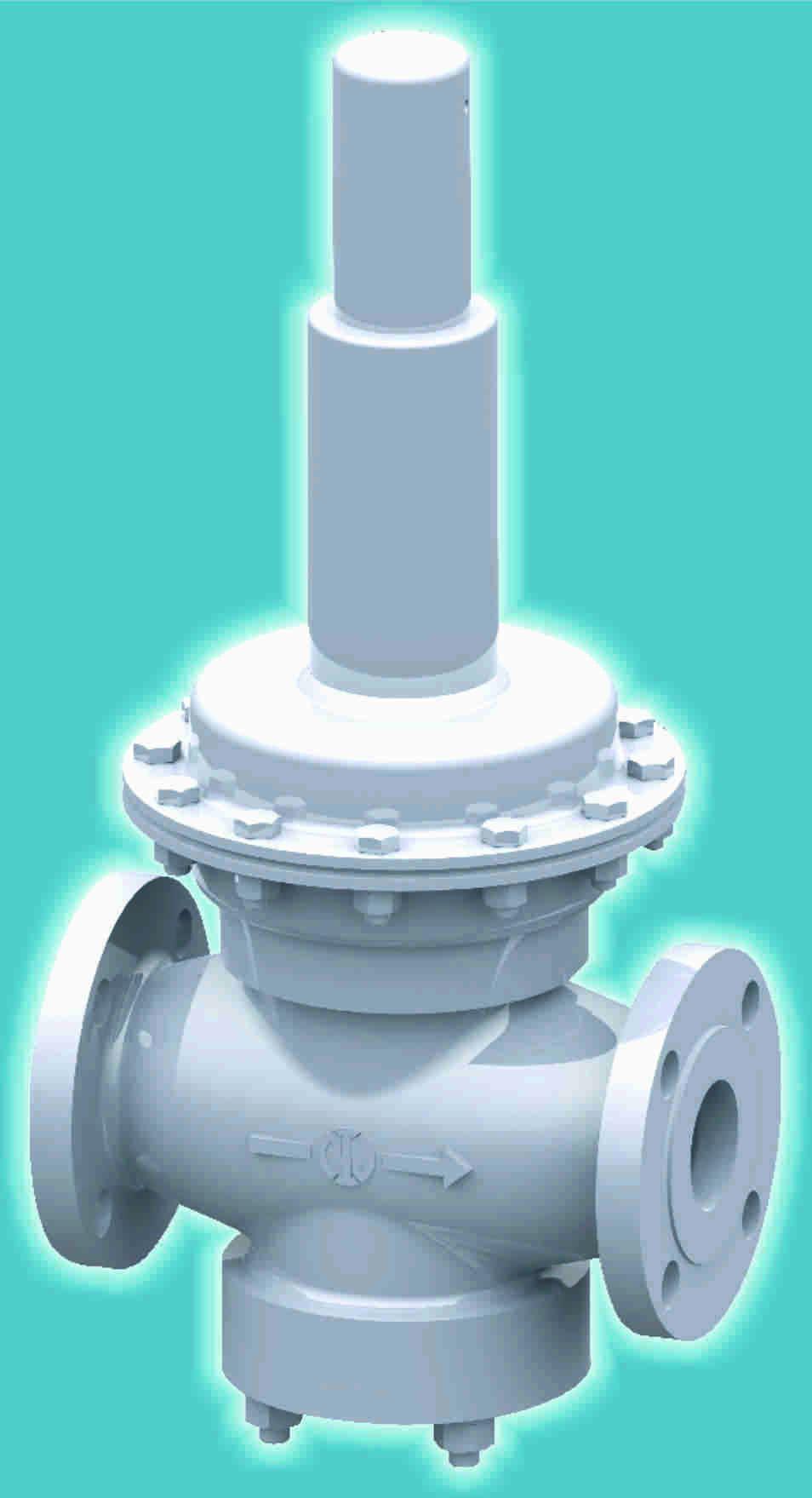 Upstream Pressure Regulator BP Series