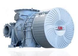 marine turbochager