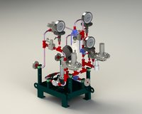 Solution for Industrial Gas