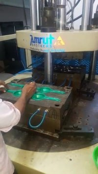Tea Strainer Rotary Injection Moulding Machine