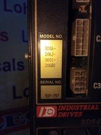 KOLLMORGEN SERVO DRIVE BDS4-206J-0001-206B2