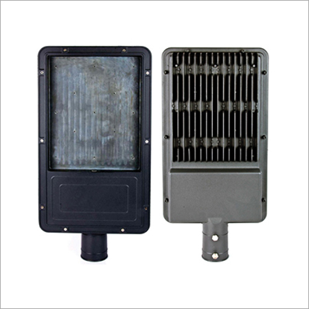 100W Street Light Housing Frame Model