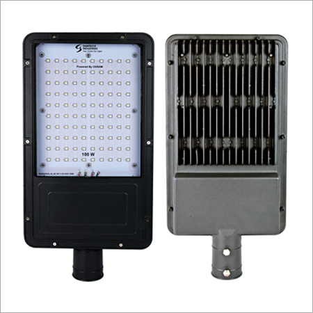 100W Stree Light Full Finish (Frame Model)