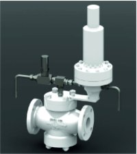 Downstream Direct Acting Pressure Regulator D41 Series