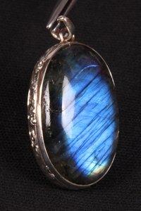 Labradorite Stone Pendant