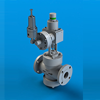 Slam Shut-Off Valve SH4 Series