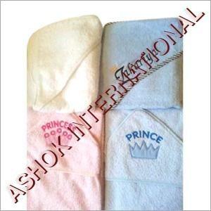 Dyed Printed Towel Set