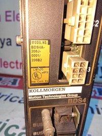 KOLLMORGEN SERVO DRIVE BDS4A-206J-0001-206B2
