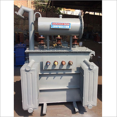 Single Phase Power Distribution Transformer