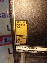KOLLMORGEN SERVO DRIVE PSR4/5A-250