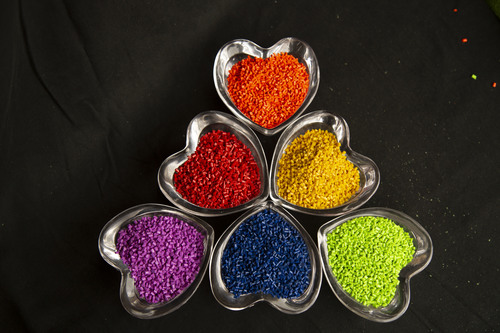 Colored Abs Granules