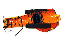 Skedco Rapid Deployment flotation system water rescue stretcher
