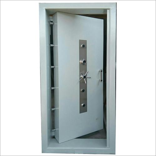 Bank Locker Safe Door