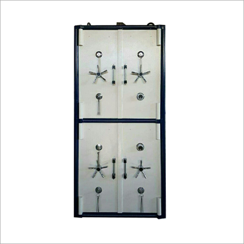 Four Door Safe Locker