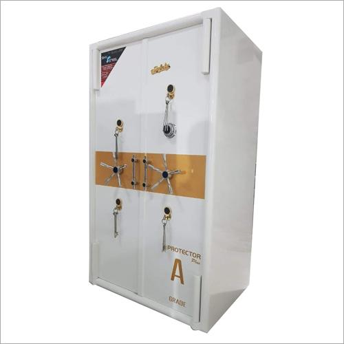 Office Double Door Safe Locker