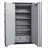 Heavy Double Door Safety Locker
