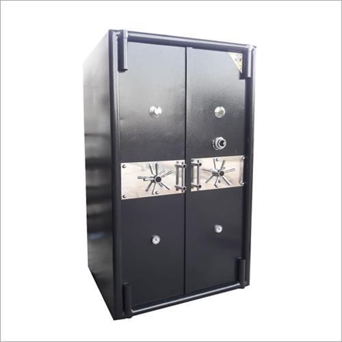 Double Door Industrial Safe Locker