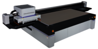 UV FLATBED GLASS PRINTING MACHINE