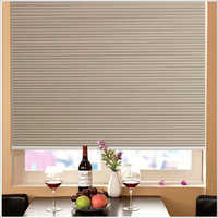 Pleated Roller Blinds