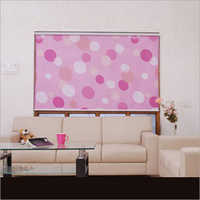 Net Printed Roller Blinds