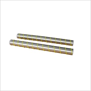 Ink Roller With Yellow Nylon Wire