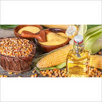 Refined Corn Oil