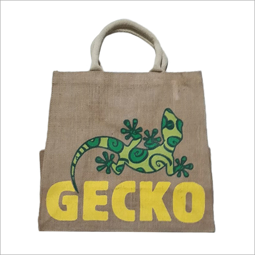 Industrial Printed Jute Bag