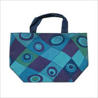 Beach Printed Jute Bag