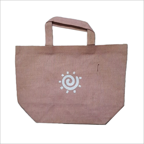 Custom Logo Printed Jute Bag