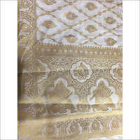 Banarasi rich pallu saree