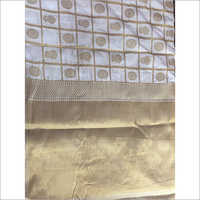 Raw silk saree