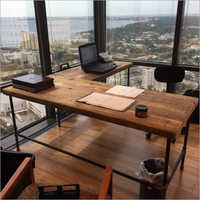 Wooden Office Workstaion