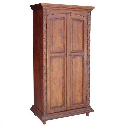 Double Wooden Almirah