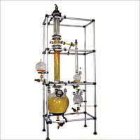 Fractional Glass Distillation Unit